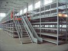 multi-tier shelving