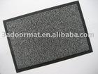 PVC backed door mat
