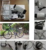 Front wheel motor ,li-ion battery electric bike conversion kits