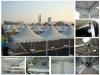 Temporary Pagoda Carport Tent For Sale TPKT-P9