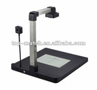 2012 China professional manufactory -TM200 -handheld document scanner camera with 2 cameras and high performance and resolution