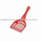 Pet cleaning scoop