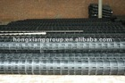 steel/plastic composite Geogrid