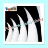 Popular LED party inflatable flame lighted decoration for event (cone-144)