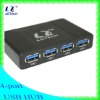 2012 new design 4-port usb hub,usb 3.0 hub
