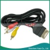 2012 Hot Sale AV Cable For Xbox