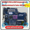 K000086370 PM45 LA-4993P third generation non-integrated for toshiba A500 Laptop motherboard , systerm board , mainboard