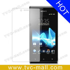 Clear LCD Screen Protector for Sony Xperia J ST26i ST26a
