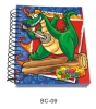 BC-09 hardcover notebook