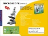 Educational GMPZ-C1200 Metal microscopes, Kids toy