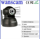 Newest Cheapest Wanscam H.264 Wifi Dual Audio Ip Camera With Free P2P
