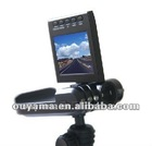 "Car DVR with Night Vision (Infrared Lights) 720p HD - ""CX100"""