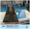 T89/B Machined Elevator Guide Rail , Elevator part,linear guideway