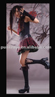 PUNK RAVE Lolita lace socksS-030