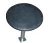High-class Circle Design Free Standing Shower Seat X-31
