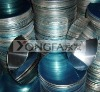 201 DDQ round circle stainless steel circle