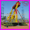 Attractive!!Latest outdoor crazy swing amusement park rides Space Travel for sale