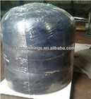 hot-press ASTM A860 WPHY65 end cap