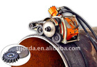 Self-Climbing Auto Hydraulic Pipe Cutting Machine