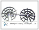 wheel spacer plastic Spacer for concrete