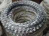 Razor Wire With Clips