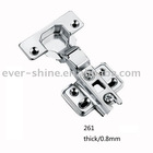 high quality stainless steel hinge gemel Middle 261