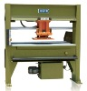 Travel machine of CH-858 Hydraulic traveling-head skiving leather press machine