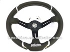 Hot Sale 350mm MOMO Gotham Genuine Leather Racing Steering Wheel