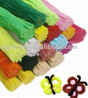 polyester chenille stem