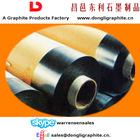 Flexible graphite roll