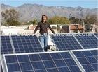160W lower price photovoltaic solar panel
