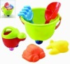 2011 summer kids beach outdoor toys 6pcs