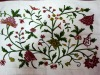 embroidery curtain