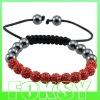 beaded christmas bracelets Wholesale