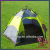 3-4 person tent with easy assembly function