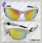 Designer Sports glasses with colorful lens