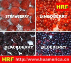 frozen strawberry and other fruits