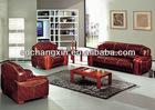 Shunde classic leather sofa(F428)