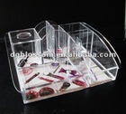 acrylic makeup storage boxes ,used widely