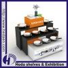 3-tier Wooden Exhibition Stand