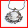2012 The Latest New antique cameo jewelry pendant wholesale ACJ-002