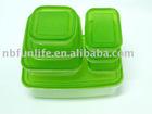 7PCS plastic food container sets