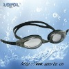 Ultra comfortable swim goggles with quick strap adjust system
