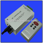 2012 latest Wireless sound activated RF RGB led controller for led strip
