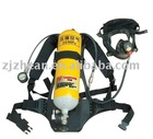 RHZK Series self-contained open-circuit compressed air breathing apparatus for fire-fighting