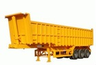 KINGSTAR 3 axles tipper Semi-trailer (42cbm)