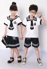 fashional cotton summer primary school uniforms