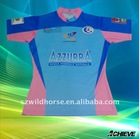 custom sublimation rugby shirts