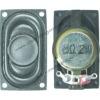 40*20mm 1w 8ohm Fo -10kHz speaker cloth for Laptop/GPS