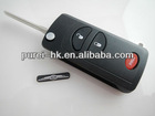 Chrysler car flip remote conversion key cover 3 buttons in US Style